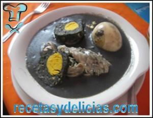 Recetas y deliciasreceta chilmole de puerco recetas y for Cocinar oreja de cerdo